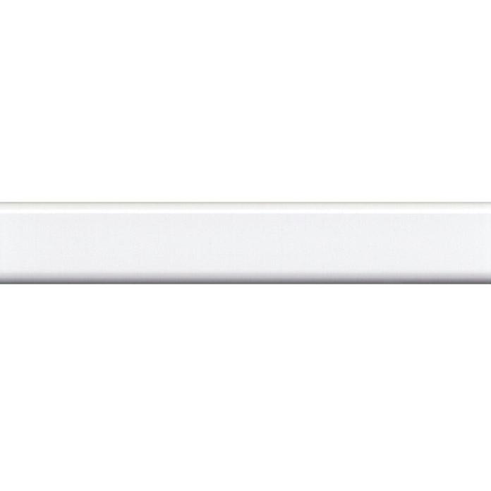Spirella Rail de rideau de douche Surprise 90x90cm blanc