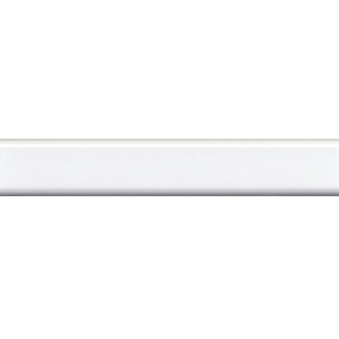 Spirella Duschvorhangschiene Surprise 75-175 cm Weiss