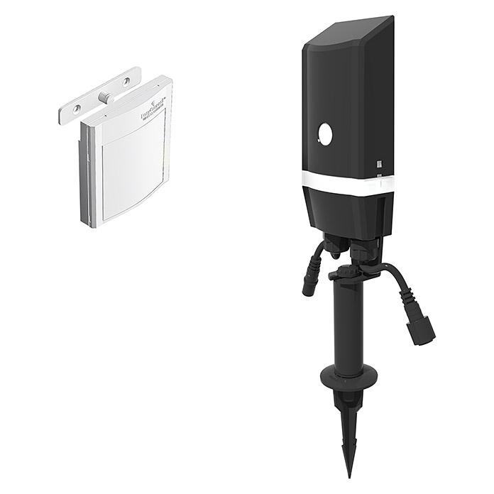 Easy Connect Kontrollbox und Schalter