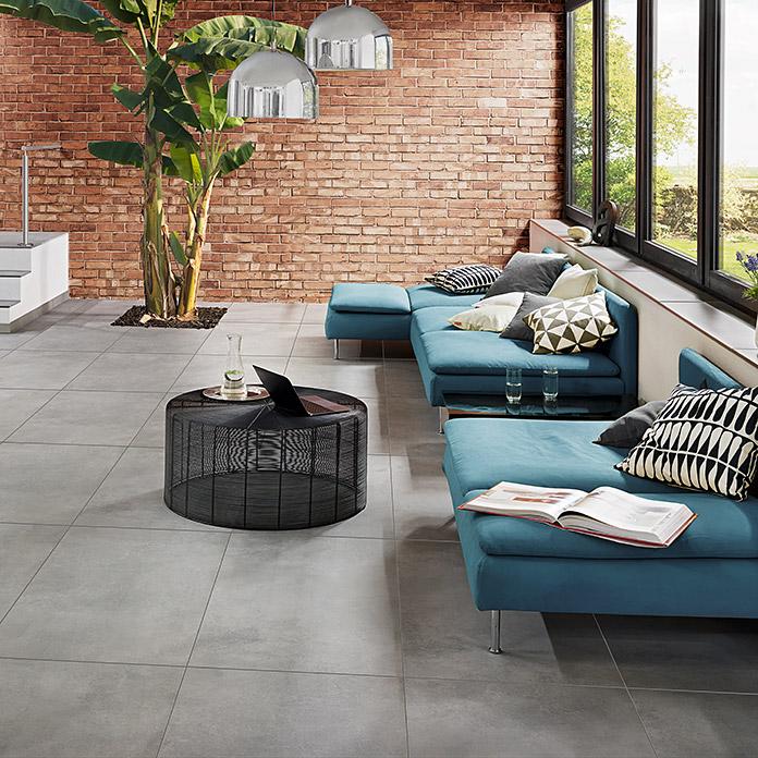 PALAZZO Art-Tec Feinsteinzeug Steel matt