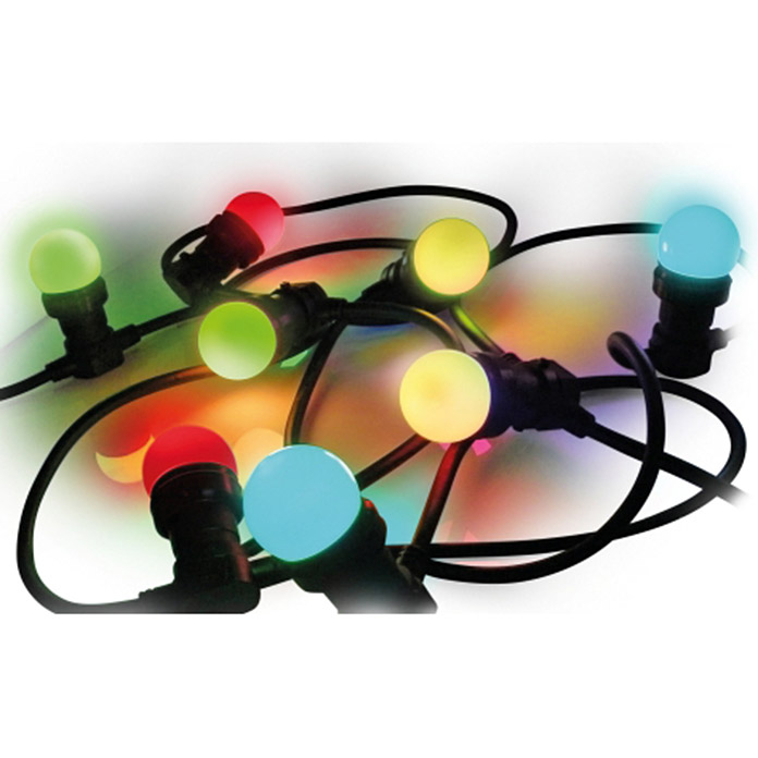Easy Connect® guirlande lumineuse LED coloré