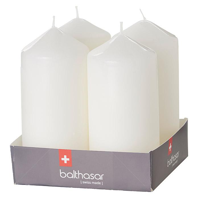 Balthasar Kerze 4er Pack