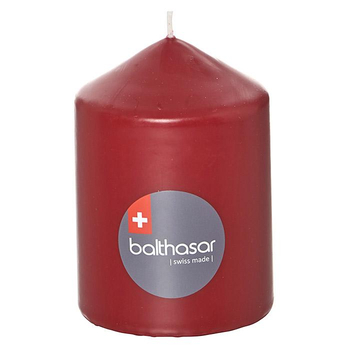 Balthasar Kerze Rot