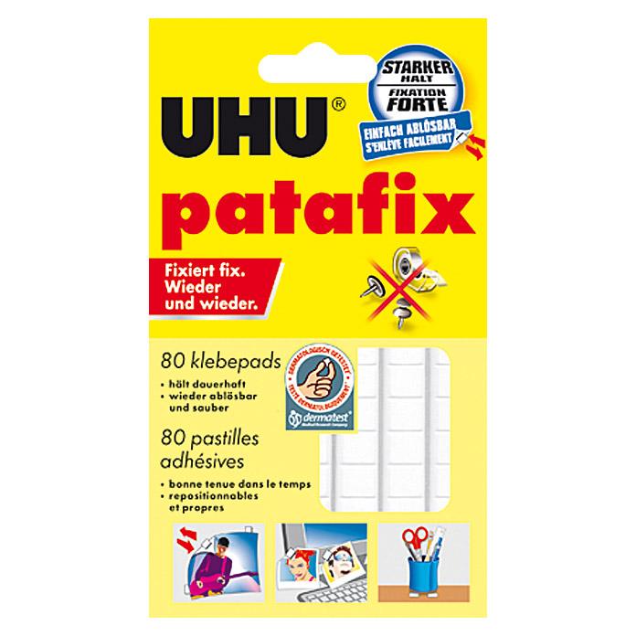 Pastilles adhésives Patafix UHU
