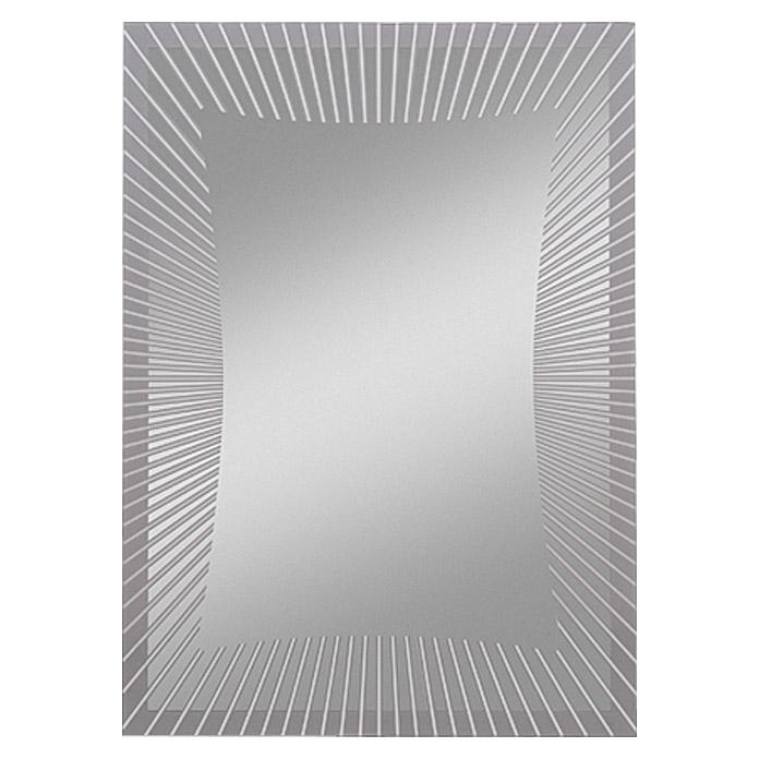 Miroir sérigraphié Input