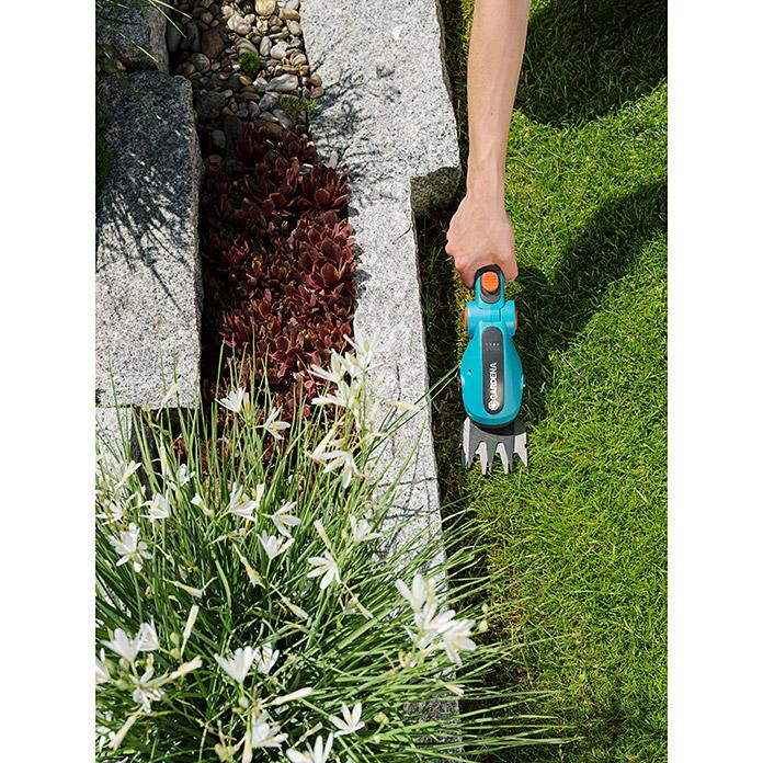 GARDENA Akku- Grasschere Comfort Cut