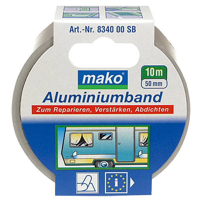 Bande d'aluminium mako