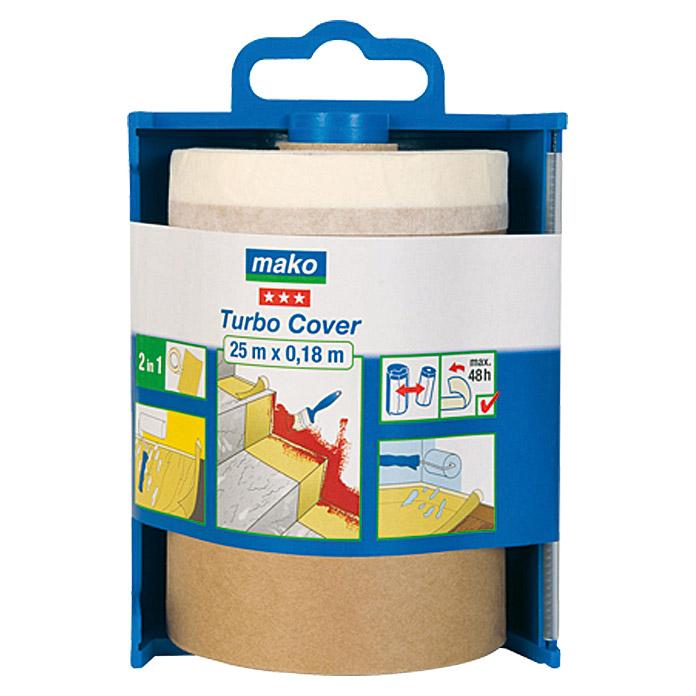 Papier de masquage Turbo Cover mako