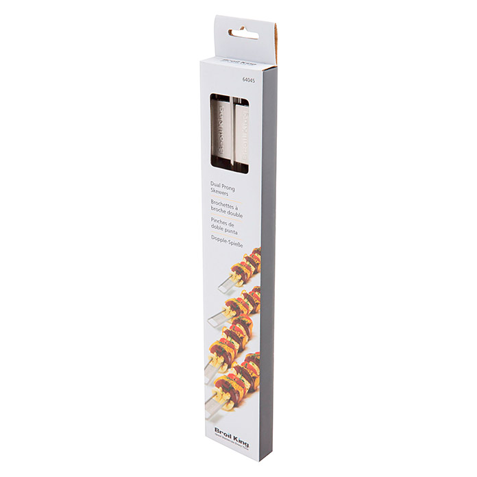Broil King Doppelspiess- Set