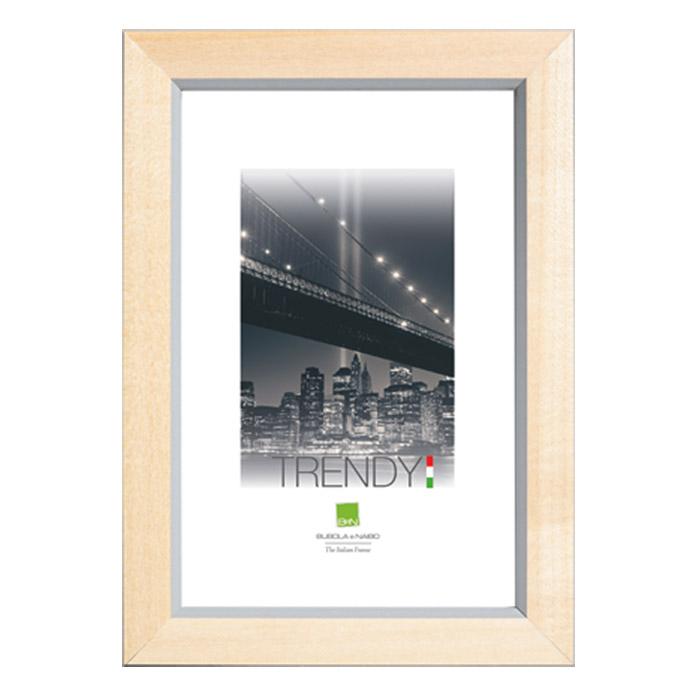 Bilderrahmen 6440 Grau 40 x 50 cm