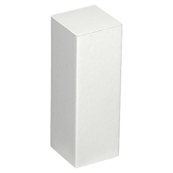 Angle de plinthe blanc