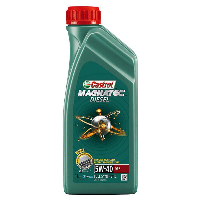 MAGNATEC Diesel DPF 5W40 Castrol