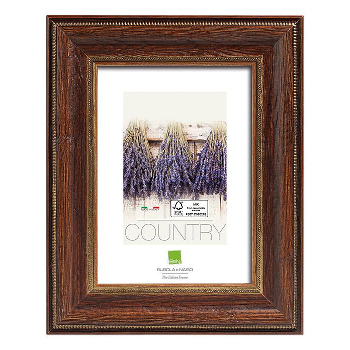 Holzbilderrahmen 5015 Rustikal 20 x 30 cm