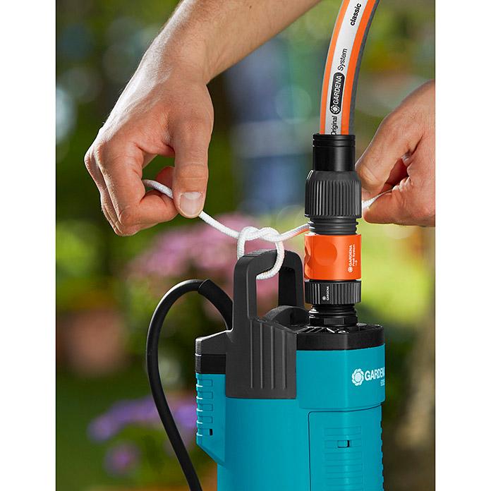 Pompe immergée de forage GARDENA Comfort 6000/5 automatic
