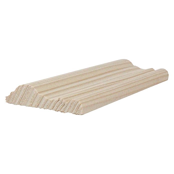Barre profilée pour meubles 1000 x 10 x 30 mm