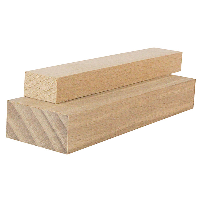 Baguette rectangulaire 2000 x 16 x 8 mm
