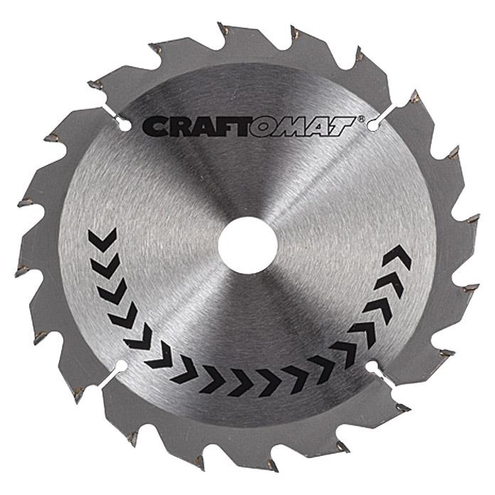 Lame de scie circulaire HM Craftomat
