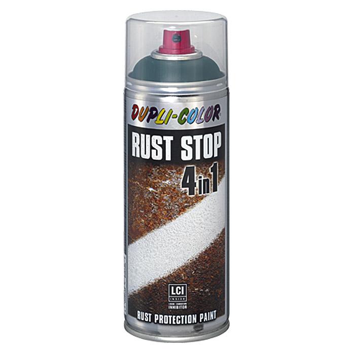 DUPLI-COLOR Rostschutzspray 4in1 RAL 9005