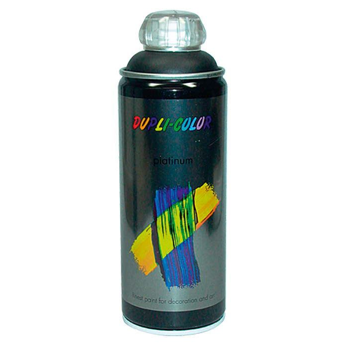 DUPLI-COLOR platinum Buntlackspray RAL 9005