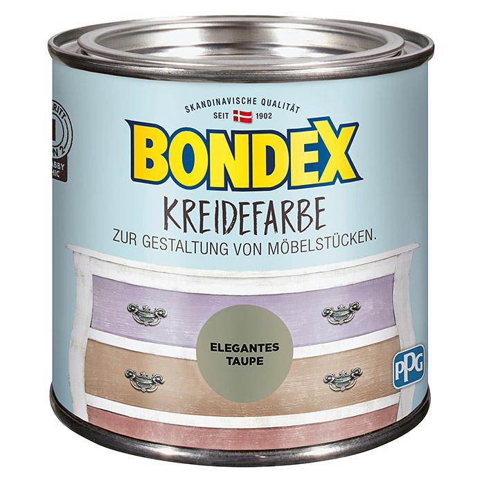 BONDEX Kreidefarbe elegantes Taupe