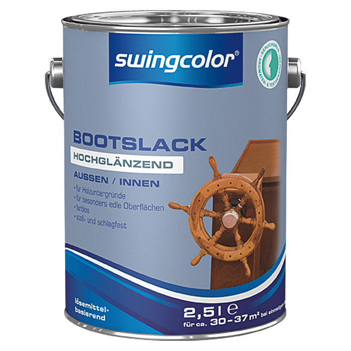 swingcolor Bootslack