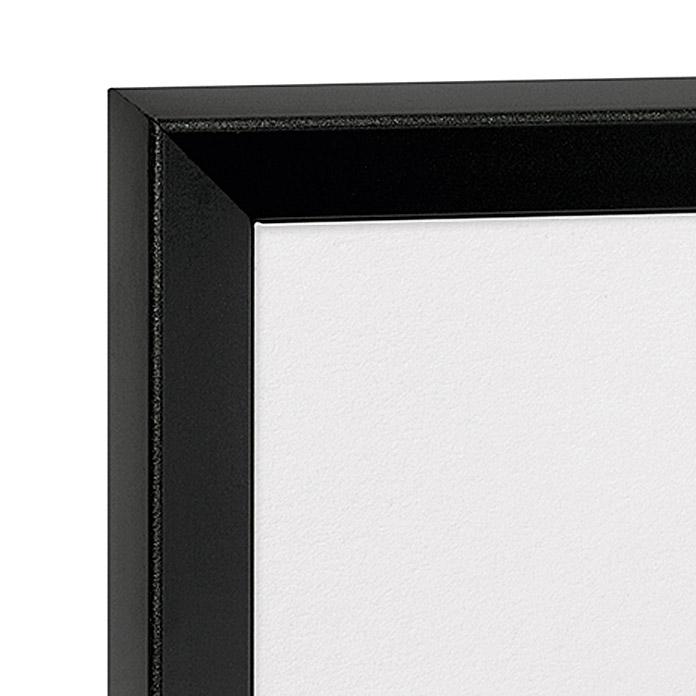 Nielsen Pixel Bilderrahmen Schwarz 50 x 50 cm