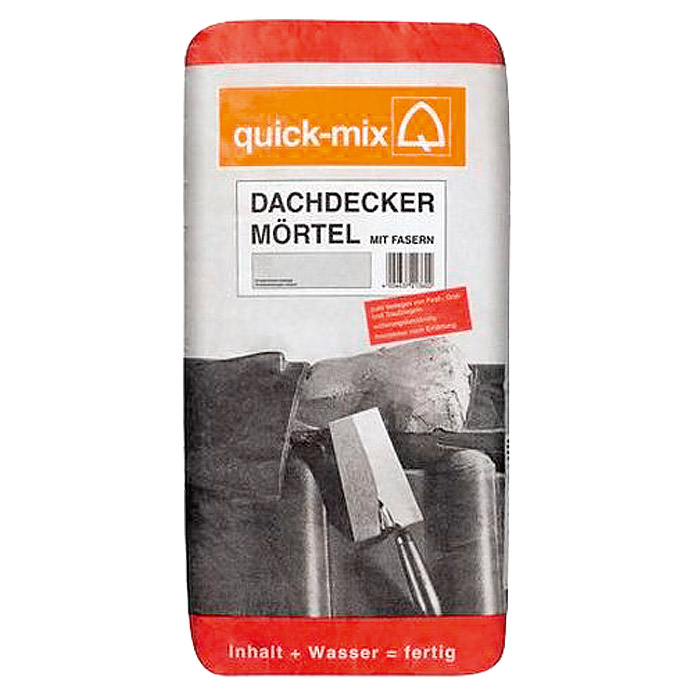 quick-mix Mortier de couvreur