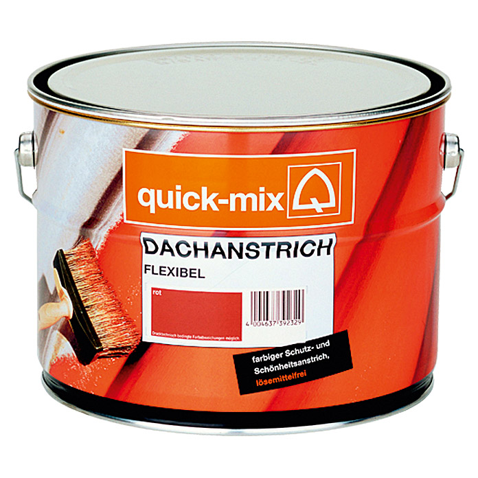 quick-mix Dachanstrich Flexibel