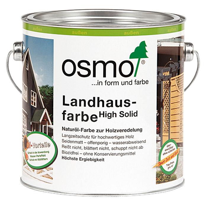 Peinture osmo High Solid