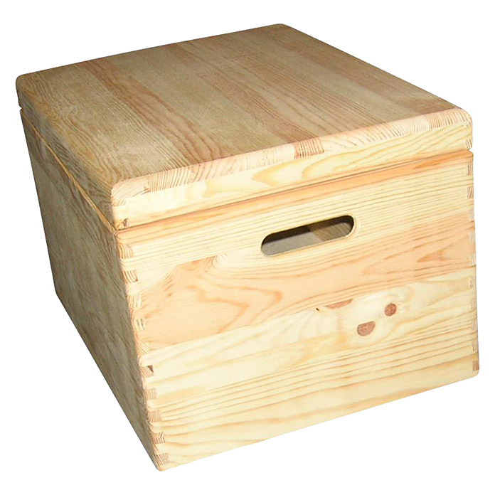 Boîtes empilables avec couvercle
