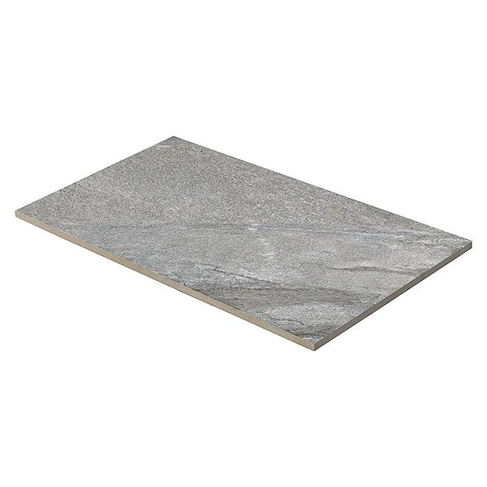 Feinsteinzeugplatte Etna Dark Grey