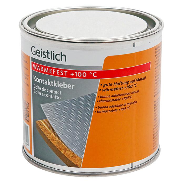 Colle de contact Geistlich résistante jusqu'à +100°C