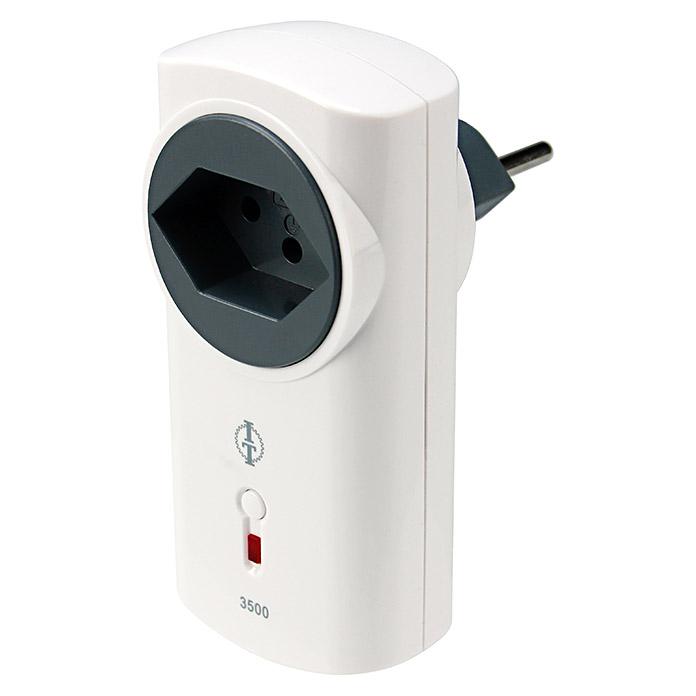 Fiche sans fil intertechno ITLR-3500