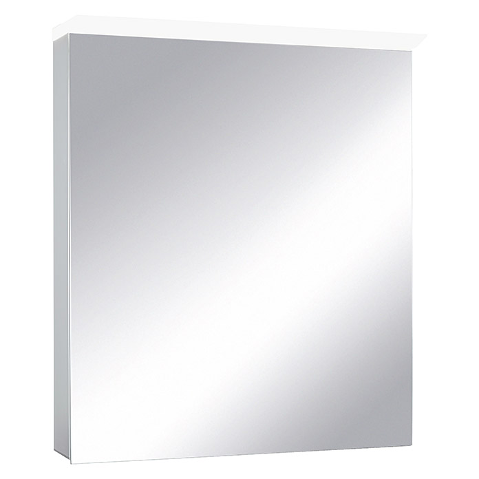 Armoire De Toilette à Miroir LED Aluminio Light