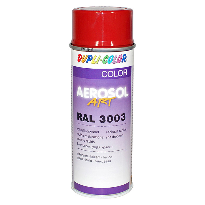 DUPLI-COLOR Buntlackspray Aerosol-Art RAL 3003