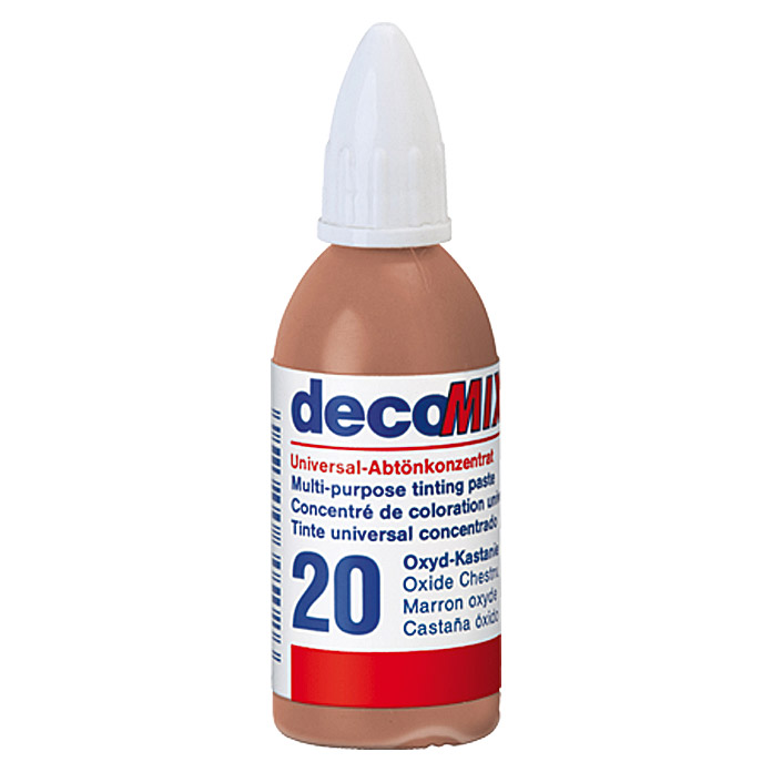 decotric decoMix Abtönkonzentrat