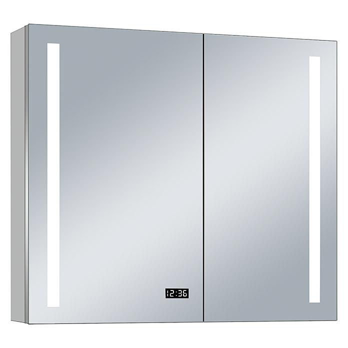 Super LED Spiegelschrank Aluminio Sun 100 bei BAUHAUS kaufen BQ74
