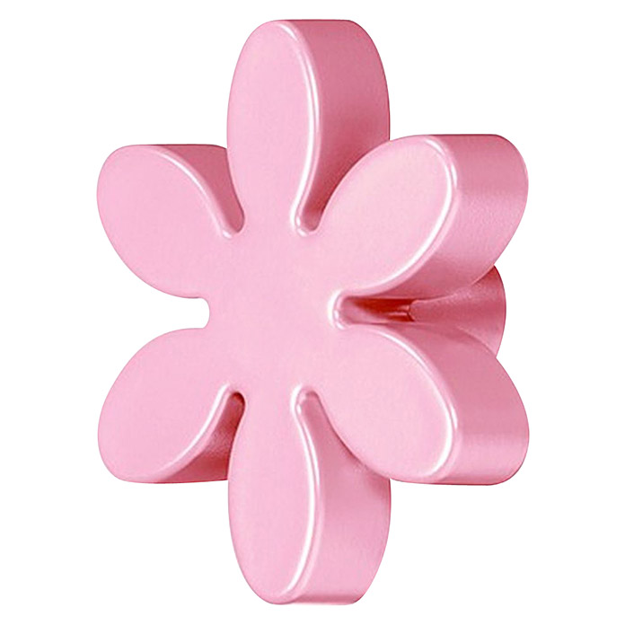 Möbelknopf Blume