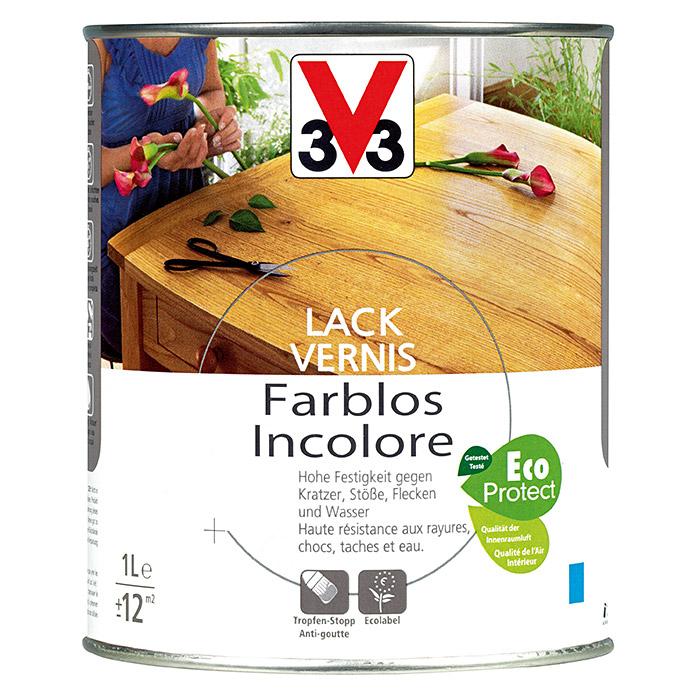 Vernis incolore Soie mat incolore V33