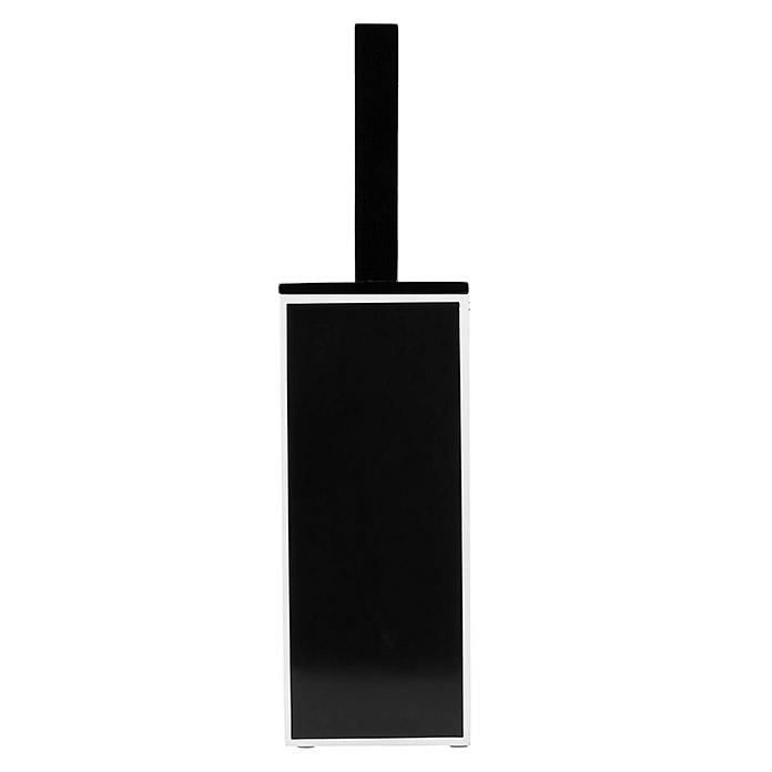 Camargue WC-Bürstengarnitur Couture Schwarz
