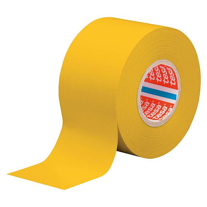 tesa Ruban isolant jaune