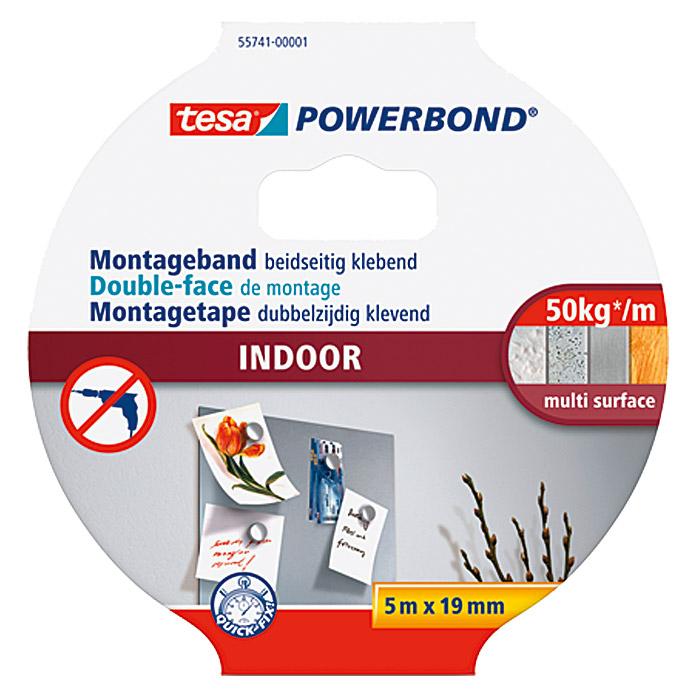 tesa Powerbond Bande de montage Indoor