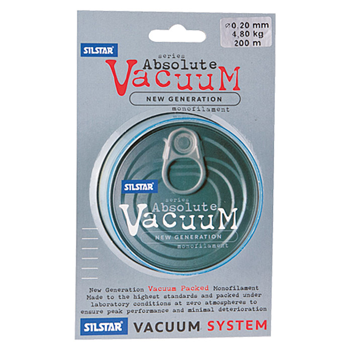 Silstar Absolute Vacuum