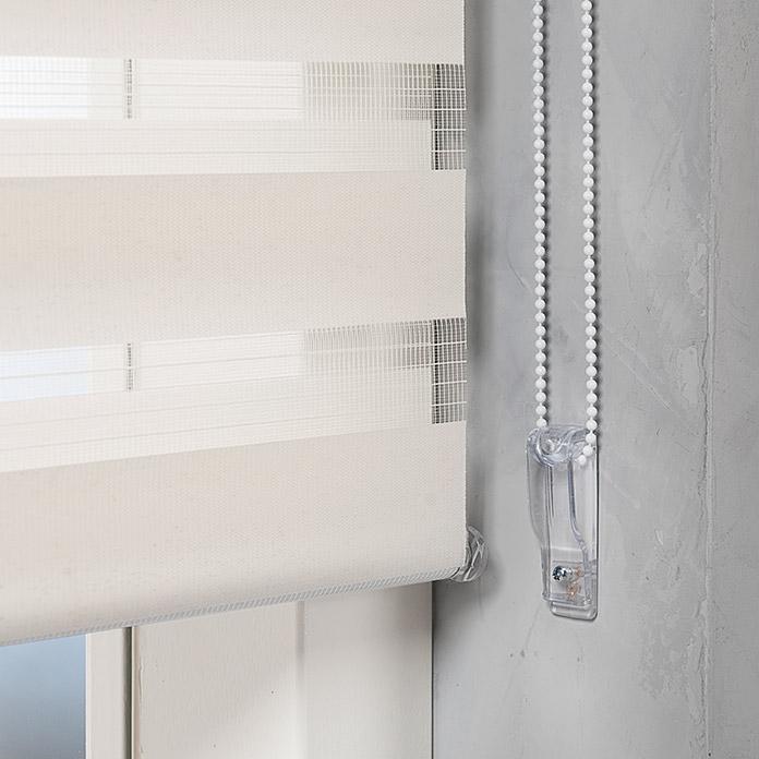 sunfun click go doppelrollo mit kassette weiss 70 x 175 cm. Black Bedroom Furniture Sets. Home Design Ideas