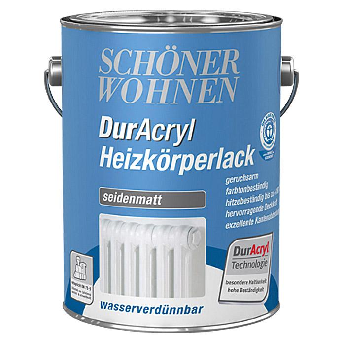SCHÖNER WOHNEN DurAcryl Heizkörperlack