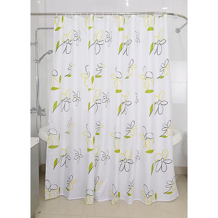 VENUS Textil-Duschvorhang Primli