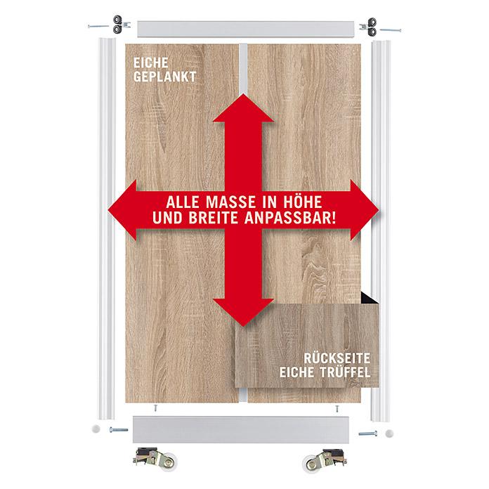 Room Plaza Schiebetür-Bauset