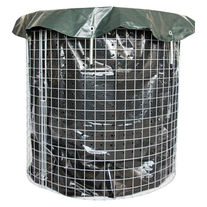 Colibri Komposter Abdeckplane
