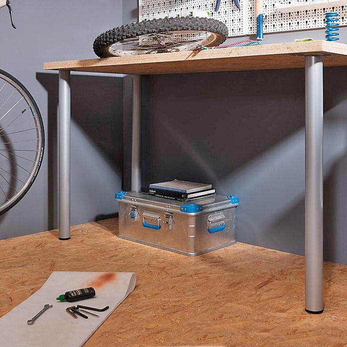 ELEMENT SYSTEM Pied de meuble 20 cm