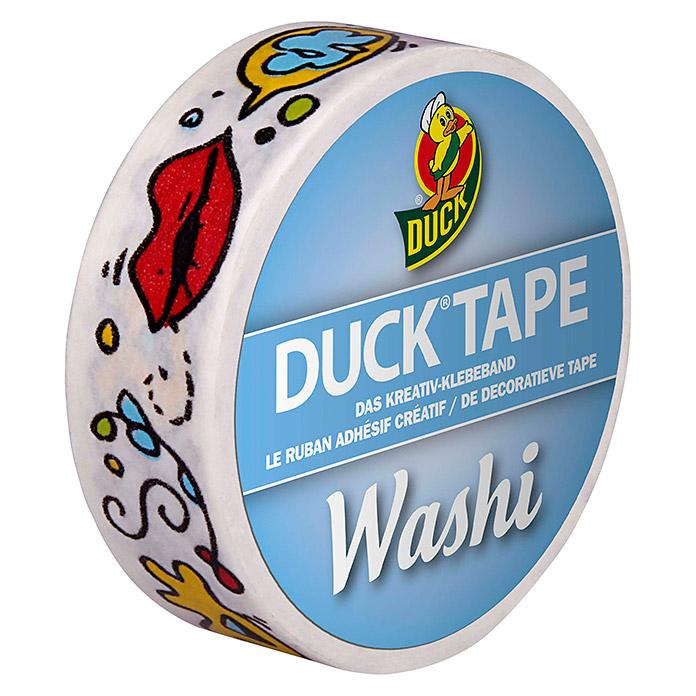 DUCK TAPE Washi Klebeband Pop art